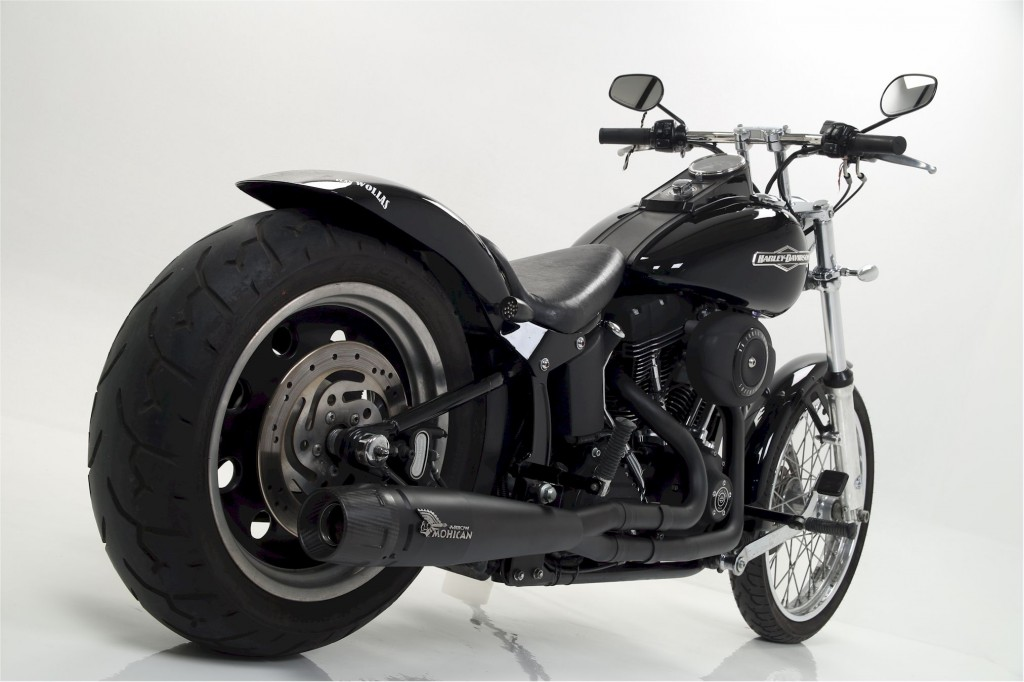 Mohican Exhaust   SOFTAIL®