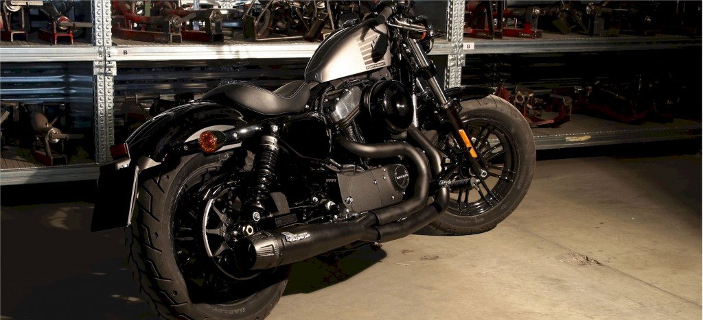 Mohican Exhaust | SPORTSTER®