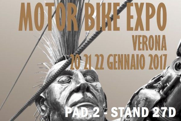 mohican at motor bike expo brochure