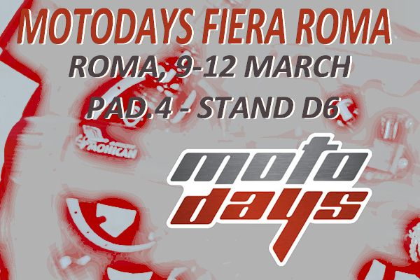 moto days fiera Roma brochure